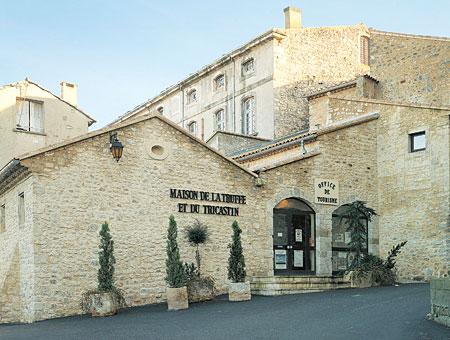 Maison de la truffe et du tricastin Maison des truffes paris